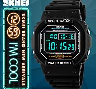skmei® montre étanche sport numériques chronographe / alarme / calendrier / eau carré