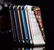 многоцветный зеркало телефон оболочка для iPhone 5 / 5s (ассорти цветов)