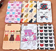 Colored Drawing Pattern PC Mobile phone for iPhone 5S/5 Assorted Color