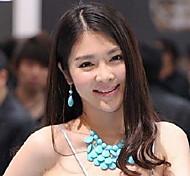Drop-Type Pendant Choker Necklace Fashion Jewelry
