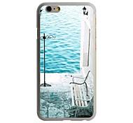 das Meer der Ruhe mustern Hülle für das iPhone 6 / 6S