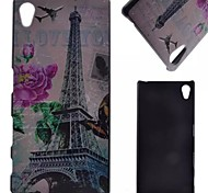 Painted PC Phone Case for Sony Xperia Z5