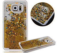 Quicksand Stars PC Phone Case for Galaxy S6