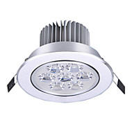 HRY® 7W 7LEDS 750LM Warm/Cool White Color LED Receseed Lights Ceiling Lights(85-265V)