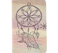 Dreamcatcher Pattern PU Leather Full Body Case with Stand and Card Slot for Galaxy Tab E 9.6 T560