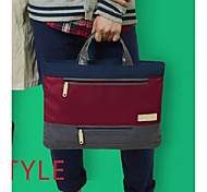 "13.3""Universal ""Single Shoulder Laptop Bag Briefcase File Package Leisure Bag for MacBook"