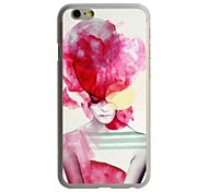 Fashion Pattern PC Hard Case for iPhone 6/6S