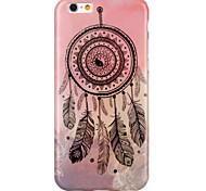 veer dreamcatcher patroon TPU Cover Case voor iPhone 6 / iphone 6s