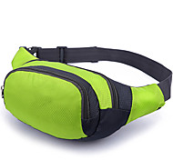 Bag Cell Phone / Belt Pouch - Impermeabile / Indossabile - da 2 L- Verde / Rosso / Blu / ArancioneCampeggio e hiking / Fitness / Tempo