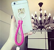 High Quality with Sling Back Cover for iPhone 6/6S (Random Colors)