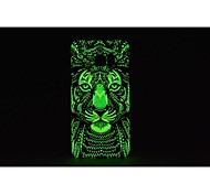 For Samsung Galaxy Case Glow in the Dark Case Back Cover Case Animal PC Samsung S6 edge plus