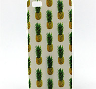 Pineapple Pattern TPU Soft Case for Huawei P8 Lite