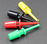 Logic Analyzer Test Clip - Black -Red - Green -Yellow(5 PCS)