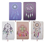 7.9 Inch Net Pattern 360 Degree Rotation PU Leather Case for iPad Mini 4(Assorted Colors)
