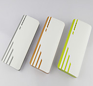 3USB 15000mAh External Battery for iphone6/6plus/5S/4S/5 Samsung S4/5 HTC and other Mobile Devices(Gray/Brown/Green)