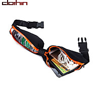 Clothin Sports Running Waist Pack Runner Belt(2 expandable pockets to bring your Phone,  wallet,key)