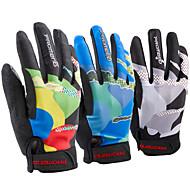 Promend® Biking Men's Spring Autumn Winter Full Finger Bike Gloves Bicycle Cycling Glove
