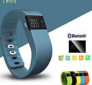 TW64 Bluetooth 4.0 Fitness Activity Tracker Smart Band Wristband Pulsera Inteligente Smart Bracele