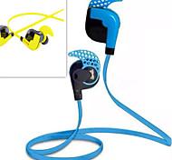 mini-casque sans fil de l'écouteur Bluetooth avec micro handfree le sport bourgeon oreille mobile pour Samsung (couleur assorties)