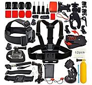 Gopro AccessoriesAnti-Fog Insert / Protective Case / Monopod / Tripod / Gopro Case/Bags / Screw / Buoy / Suction Cup / Straps / Clip /