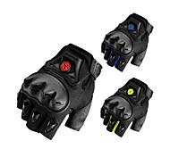 Outdoor Sportswear Protective Gear Cycling Racing Ridding Motocycle Half Finger Gloves-Scoyco