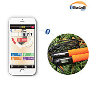 Bluetooth rope Skipping(Record Number of Jumping, Movement time, Skip rope Speed, Calories, Fat Burning and Other Data)