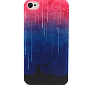 meteorenregen patroon TPU Case voor iPhone 4G / 4s