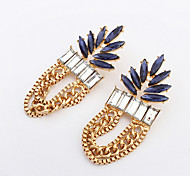 European Style Fashion Classic Noble Queen Wild Earrings