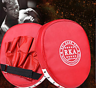 Boxing Punch Pads Training Sanda Mitts Martial Muay Thai Karate Kick Kit Curved Hand-Target