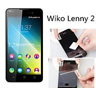 alta definición flim protector de pantalla para wiko lenny 2