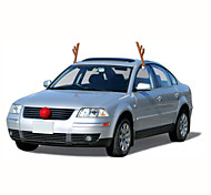 LORCOO®Original Reindeer Vehicle Costume with Jingle Bells