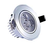 3W Luci a sospensione 3 LED ad alta intesità 350 lm Bianco caldo / Luce fredda Decorativo AC 85-265 V 1 pezzo