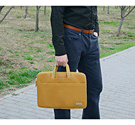 "13.3"" 15.4""Universal ""Single Shoulder Laptop Bag Briefcase File Package Leisure Bag for MacBook"