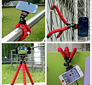 supporto del telefono dell'automobile polpo treppiedi flessibile staffa selfie stare montare accessori di styling monopiede per Samsung di