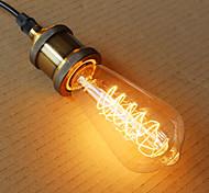 ST64 e27 40W Edison Art Deco-Licht (220 V)