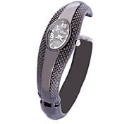 moda womenss relógios tira quartzo pulseira relógio serpentina
