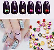 500pcs - Gioielli per unghie - Adorabile - Dito - di Altro - 4mm