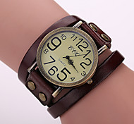 Women's Watches Retro Leather Watch Strap Watch Cool Watches Unique Watches Fashion Watch
