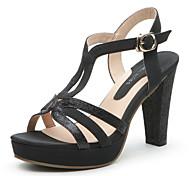 Aokang® Women's Leatherette Sandals - 132811236