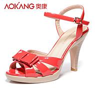 PU sandales femmes aokang® - 132812019