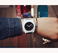 Korea New Candy Colors Analog Quartz Wrist Watch Women Watch Student Watch(Assorted Colors) Cool Watches Unique Watches