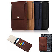 6.3 -Inch General Pockets SOX Denim Life Style Mobile Phone Bag for IPhone or Samsung