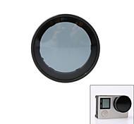 Camera Lens CPL ND Filter +Cap Set for GoPro hero 4 3+ 3