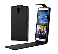 PU Leather Up Down Flip Mobile Skin Case Cover For HTC Desire 620