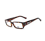 [Free Lenses]  Men / Unisex 's Acetate/Plastic / Metal Rectangle Full-Rim Classic / Fashion Prescription Eyeglasses