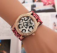Woman Leopard Watch Cool Watches Unique Watches