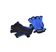 Fulang Bare Fingers Gloves Anti-skidding Gloves for Fishing FG20