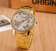 Woman And Men Fashion Butterfly  Wrist Watch Cool Watches Unique Watches