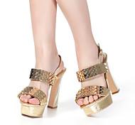 Aokang® Women's Leather Sandals - 342818037