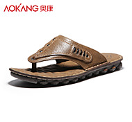 Aokang® Men's Leather Sandals - 141723010